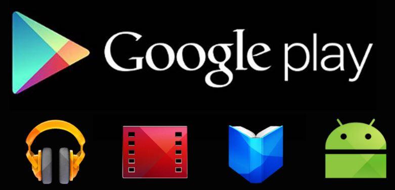 google play y servicios