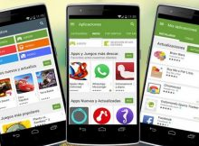 descargar google play para android