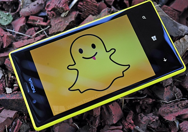 Descargar-Snapchat-para-Windows-Phone
